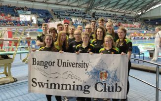 Bangor Swimming Club Break Records At BUCS Course Swimming Championships