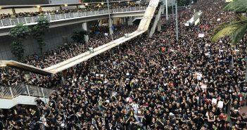 The Hong Kong Protests