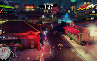 REVIEW: Sunset Overdrive