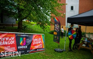 Undeb Bangor - Top in Wales for representing students' academic interests, No Deal Stance, and more