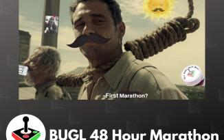 BUGL Gaming Marathon