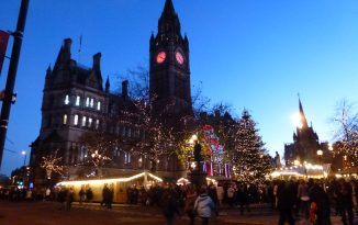 Walkabout: Manchester