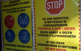 Update on COVID cases, statistics, and restrictions in Wales