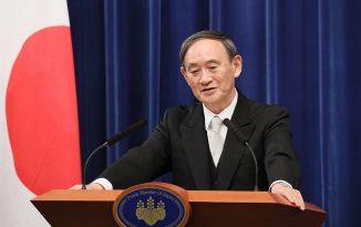 Yoshihide Suga: Japan's new Prime Minister