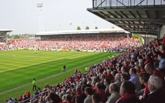 Ryan Reynolds & Rob McElhenney: Wrexham football becoming Hollywood-owned