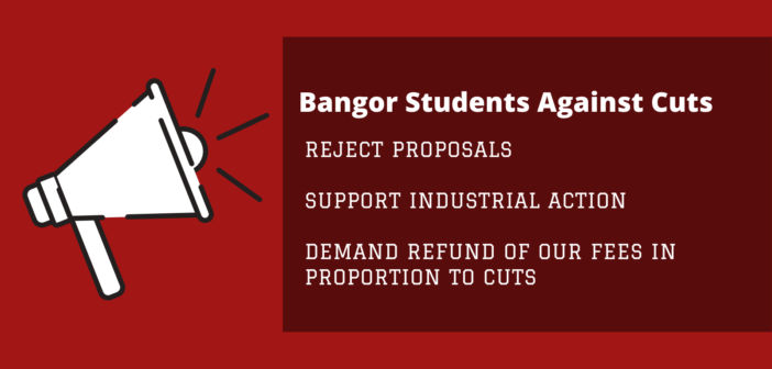 INTERVIEW: Bangor Students Against Cuts