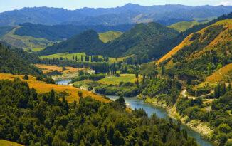 The Whanganui River granted legal personhood