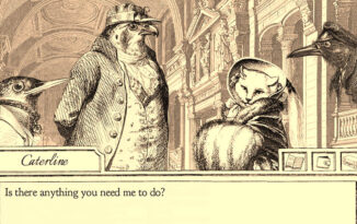 REVIEW: Aviary Attorney – Courtroom Drama with Feathered Friends