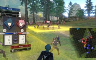 REVIEW: Fire Emblem: Three Houses – Shedloads of Story and Strategy