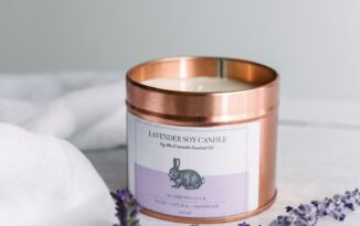 My Favourite Soy Wax Candles